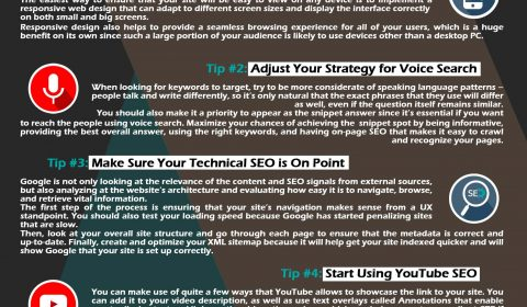 Tips to boost organic traffic for every SEO company
